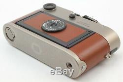 Rare Modèle Unused Japon En Box Leica M6 Ttl 35mm En Titane 0,72 Télémètre 728