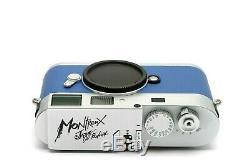 Rare, Monnaie Leica M9-p Montreux Jazz Limited Edition Body Appareil Photo Numérique Avec La Boîte