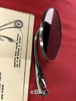 Rare Nos Fx Fj Fe Fc Fb Ek Ej Eh Holden Nasco Gmh Peep Miroir / Boîte Et Instructions