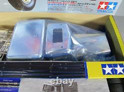 Rare Nouveau En Open Box Tamiya 1/14 Metallic Edition King Hauler Semi Rc Truck