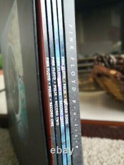 Rare Pink Floyd Pulse 4 Coffret En Vinyle