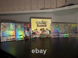 Sealed Pokemon Darkness Ablaze Booster Box Nouveau + 6 Secret / Rainbow Rare Cards
