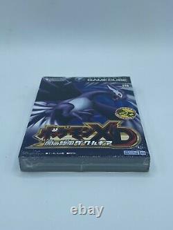 Seled Pokemon XD Gale Of Darkness Gamecube Japanese Store Display Rare Vga