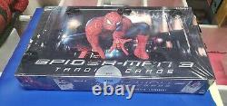 Spider-man 3 Marvel Film Scellé Carte De Trading Boîte Hobby Edition Rare
