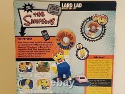 Super Rare 2007 Mcfarlane Le Coffret Simpsons Lad Deluxe New Mint