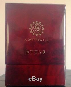 Super Rare Amouage Attar Badr Al Badour 12 Ml, Nouveau Dans Une Boîte