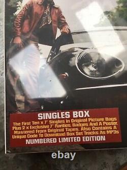 The Smiths 7 Singles Box Set Vinyl Ltd Edition Rare & Unopened