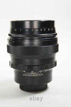 Tout Nouvel Objectif MC Helios 40-2 M42 F1.5/85mm Zenit M42 Monture Rare Boîte Blanche