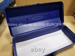 Toute Nouvelle Subaru Blue Toolbox Boxed Collectors Impreza Wrx Sti Jdm Gc8 Gdb