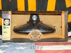 Très Rare Boîte Fender Tip Nouvelle Harley Flsts Heritage Springer Rear Fender Trim