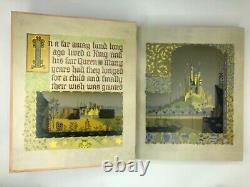 Very Rare 2005 Disney Dormant Beauty Storybook Treasure Box Le2500 Mint