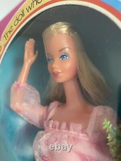 Vintage Baiser Barbie 1978 Nrfb Belle Rare