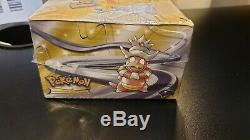 Wizards Of The Coast Nouveau Et Scellé Pokemon Neo Genesis 1st Edition Booster Box