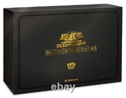 Yu-gi-oh 20e Anniversaire Duelist Box Japon Officiel Import