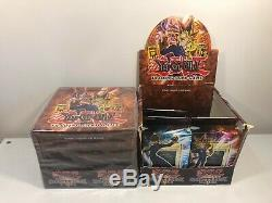 Yu-gi-oh! Jeu De Démarrage Yugi Et Kaiba Pont Box! Européenne English Rare Prix Baisse