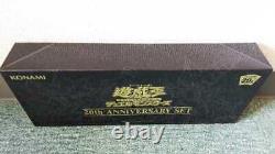 Yu-gi-oh Ocg Anniversaire Set Duel Monsters 20th Box Card Game Japon Nouveau