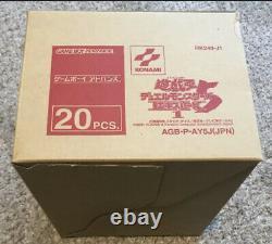 Yugioh Duel Monsters 5 Expert 1 G5 Gameboy Promo Sealed Case Psa 10 Dark Sage