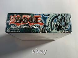 Yugioh Legend Of Blue-eyes White Dragon 1ère Édition Boîte De Booster Scellée En Usine