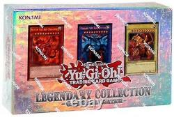 Yugioh Legendary Collection 1 Boxed Set Gameboard Edition Scellé