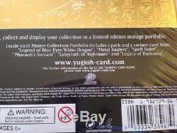 Yugioh Master Collection Volume 1 Scellé Coffret 6 Booster 6 Rare Anglais Exodia